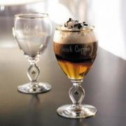 Бокал Irish coffee Айриш-кофе 230 мл Durobor серия Irish coffee арт 0955/23, диаметр 67/75, высота 145