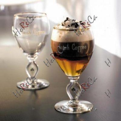 Бокал Irish coffee Айриш-кофе 230 мл Durobor серия Irish coffee арт 0955/23, диаметр 67/75, высота 145