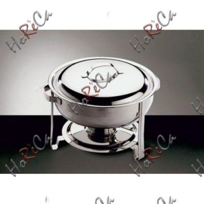 11695 Чафиндиш круглый 34х26 см, 3,5 л производитель APS