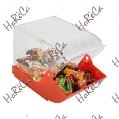 11885 Диспенсер для выкладывания 23х14,5х15 см красный производитель APS