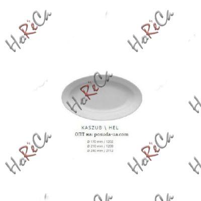 1208 Блюдо для рыбы 210мм Кашуб-хел, Lubiana