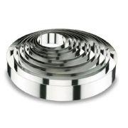 1H2х10 Форма для торта Круг d=10 см, h=2 см. производитель Martellato
