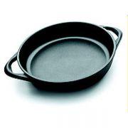 25772 Сковородка чугунная с двумя ручками d-15,5 см Lacor
