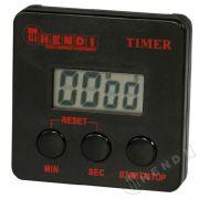 Таймер кухонный электронный Hendi 67*(H)67мм арт 271155