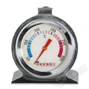 Термометр универсальный для печей и духовок диапазон +55/+300°C Hendi Ø60*(H)70мм арт 271179