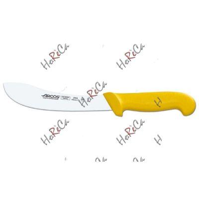 295400 Нож для подрезания шкуры 190 мм серия 2900 жёлтый, Arcos