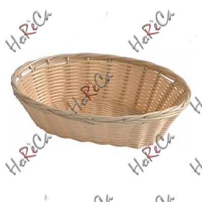 Корзинка для хлеба овальная (полипропилен) 375х150 мм, h70 мм Stalgast 361371