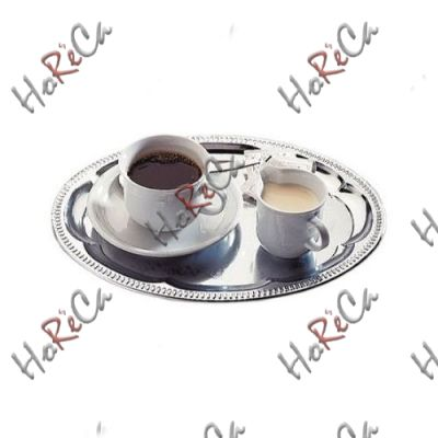 Поднос для сервировки кофе декорированный Hendi 310*230мм артикул 421291