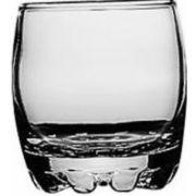 42244 Стопка Sylvana [заказ кратно 6шт] стекло 82мл D=55,H=60мм прозр.[заказ кратно 6шт]