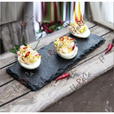 424803 Блюдо сланцевое планка Kook and Serve 25x10 см, Hendi