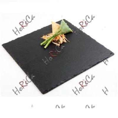 424865 Блюдо сланцевое тарелка Kook and Serve 20x20 см, Hendi