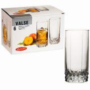 42942v Стакан для сока высокий Valse [заказ кратно 6шт] 309мл