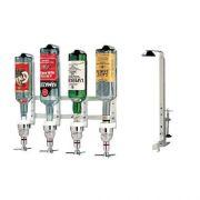 44056-04 Подставка для 4-х бутылок производитель Paderno