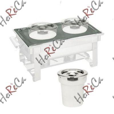 Вклад для переходника (470930) производитель Hendi 4,2л / Ø220*(Н)190мм артикул 470909