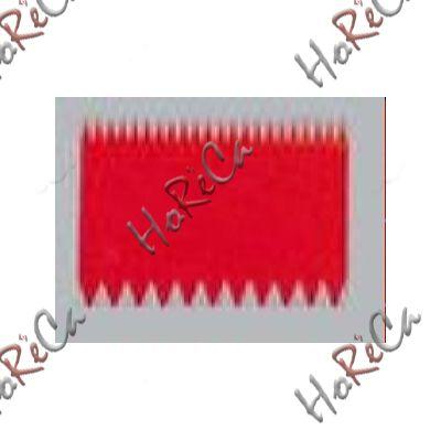 47621-07 Скребок пластиковый кондитерский 110х80 мм Paderno