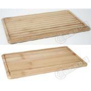 Доска деревянная двухсторонняя для хлеба + традиционная производитель Hendi 530*325*(H)20мм. артикул 505403