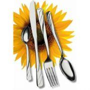 51320140 Вилка тортовая Aries, качественные столовые приборы Inoxriv для ресторана купить.