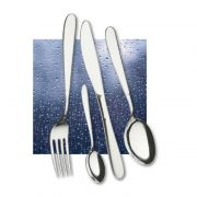 51400140 Вилка тортовая Inoxriv серия Giotto, столовые приборы Inoxriv для ресторана купить.