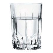 52882 Стакан для воды Karat стекло 239мл D=72,H=100мм прозр.[заказ кратно 6шт]