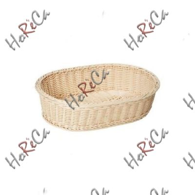 Корзинка для хлеба и булочек овальная Hendi 380*270*(H)90мм артикул 561003