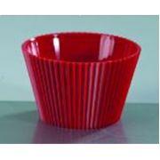 60P00208/12 Форма для кекса 120 гр (12 шт.) красная производитель Martellato