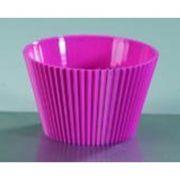 60P00221/12 Форма для кекса 120 гр (12 шт.) цвет фуксия производитель Martellato