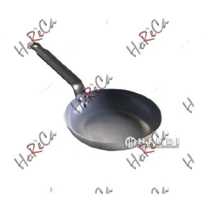 Сковорода алюминевая серия Kitchen Line с нанокерамическим антипригарным покрытием Dyflon Hendi Ø200*45мм артикул 627600