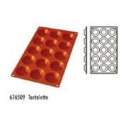 Форма силиконовая, серия Tartalette 15 ячеек производитель Hendi, Ø57*17мм артикул 676509