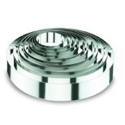 68407 Форма круглая d 7,5 см, h 4 cм производитель Lacor