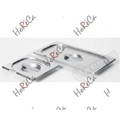 Крышка для GN 1/9 с отверстием для половника  Hendi 176*108мм артикул 806975