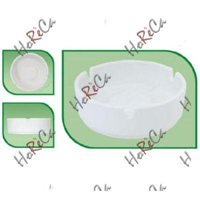 Пепельница круглая 100мм FARN серия Harmonie, 8201HR в упаковке 24 шт, хорошо компануется посудой Lubiana.