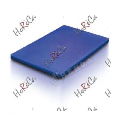 Доска разделочная синяя серия HACCP Hendi, 450*300*13мм, артикул 825532