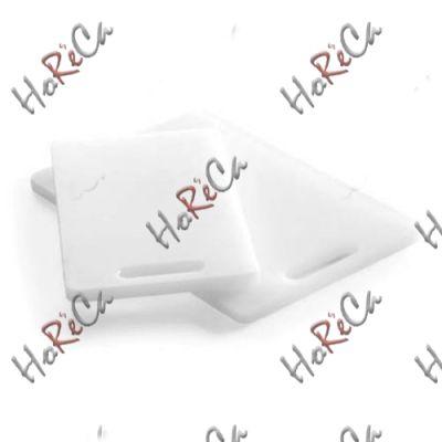 826348 Доска разделочная универсальная с ручкой 250x150x(H)10 mm