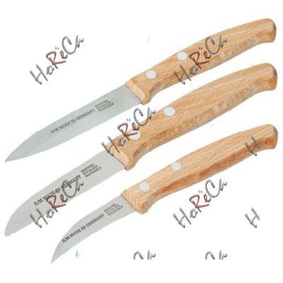Нож универсальный для чистки овощей (с изогнутым лезвием) производитель Hendi, 60/165мм артикул 841020
