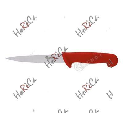 Нож для филетирования красный серия HACCP производитель Hendi, 150мм артикул 842522