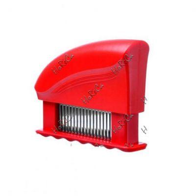 Тендерайзер ручной 45 лезвий красный Hendi 150*40*(H)105мм арт 843451