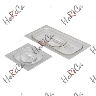 Крышка для GN 1/3 из поликарбоната Hendi 325*126мм арт 864135