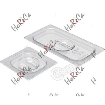 Крышка для GN 1/9 из поликарбоната производитель Hendi 176*108мм артикул 864166