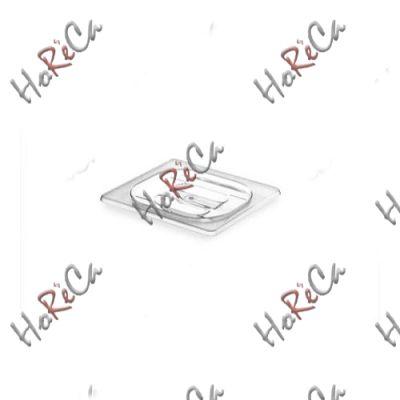 Крышка для GN из поликарбоната, 1/6 артикул 869857