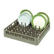 Корзина для тарелок для посудомоечных машин, 500x500x100(H) мм, Hendi арт - 877104