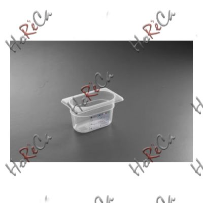 Гастроконтейнер из полипропилена  GN 1/9 производитель Hendi 176*108*(Н)65мм артикул 880562