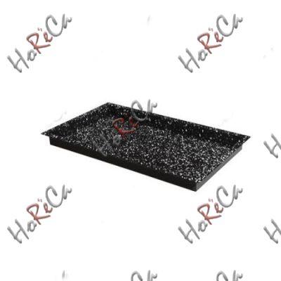 Эмалированая гастроемкость (до 800۫C) GN 2/3, 20 мм, Hendi арт 890356