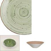 Цветной фарфор Фарн серия Олива 9031ST салатник донской 250мл Farn (Фарн)