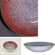 Цветной фарфор Фарн серия Коралл Siesta 9051ST тарелка для первого 500мл Farn, уп 6 шт.