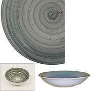 Цветной фарфор Фарн серия Граффити Siesta 9051ST тарелка для первого 500мл Farn, уп 6 шт.