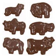 90-11185 Форма для шоколада животные производитель Martellato