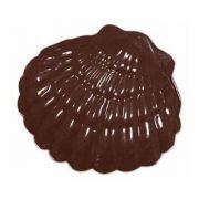 90-12876 Форма для шоколада ракушка производитель Martellato