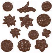 90-13062 Форма для шоколада цветы производитель Martellato
