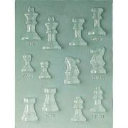 90-13452 Форма для шоколада Шахматы производитель Martellato