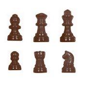90-13453 Форма для шоколада Шахматы производитель Martellato